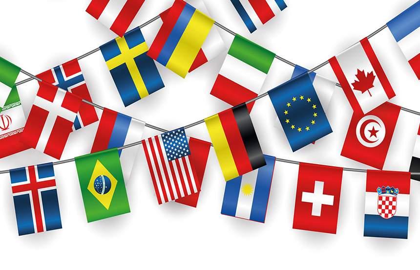 El lenguaje de las banderas