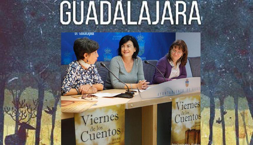 Viernes Cuentos Guadalajara 2015 Baner
